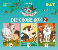 Die Haferhorde - Die große Box 2 (Teil 4-6)