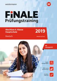 FiNALE Prüfungstraining / FiNALE Prüfungstraining Abschluss 9. Klasse Hauptschule Niedersachsen