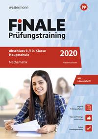 FiNALE Prüfungstraining / FiNALE Prüfungstraining Abschluss 9./10. Klasse Hauptschule Niedersachsen