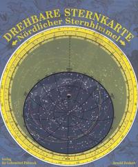 Drehbare Sternkarte mit Planetenzeiger