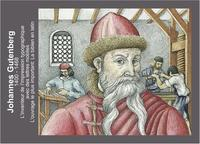 Gutenberg / Johannes Gutenberg Lenticular