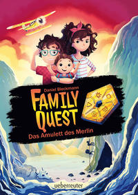 Family Quest - Cover