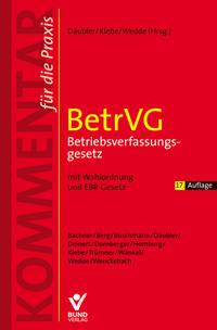 BetrVG - Betriebsverfassungsgesetz