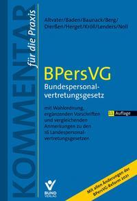 BPersVG – Bundespersonalvertretungsgesetz