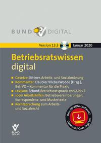 Betriebsratswissen digital Version 13.3