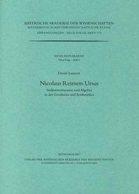 Nicolaus Reimers Ursus