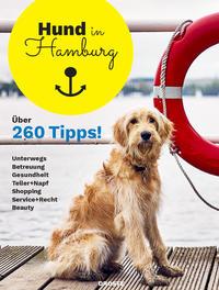 Hund in Hamburg - Cover