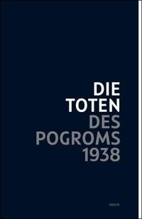 Gedenkbuch für die Toten des Pogroms 1938