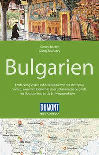 Cover: DuMont Reise-Handbuch Bulgarien