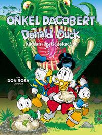 Onkel Dagobert und Donald Duck - Don Rosa Library 08