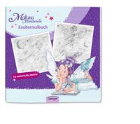 Zaubermalbuch 'Maluna Mondschein'