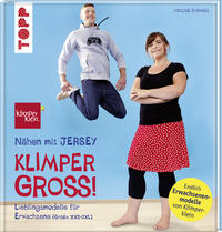 Cover: Pauline Dohmen Nähen mit Jersey - KLIMPERGROSS