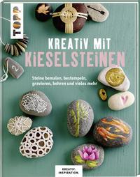Cover: Lis Anna Björnson Kreativ mit Kieselsteine.