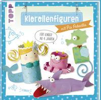 Cover: Pia Pedevilla Klorollenfiguren