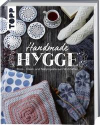 Cover: Carmen Wedeland Handmade Hygge. Strick-, Häkel- und Nähprojekte zum Wohlfühlen.