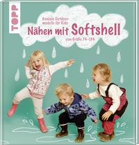 Cover: Susanne Noll Nähen mit Softshell