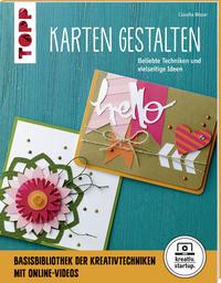 Cover: Claudia Wozar Karten gestalten
