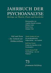 Jahrbuch der Psychoanalyse 73