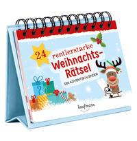 24 rentierstarke Weihnachtsrätsel