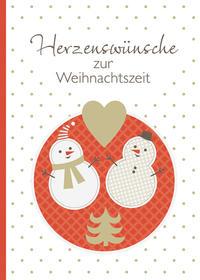 Herzenswünsche zur Weihnachtszeit