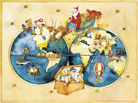 Adventskalender 'Reise um die Welt'