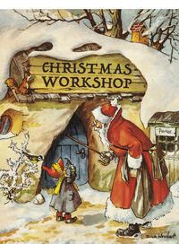 Advents-Abreißkalender 'Christmas Workshop'