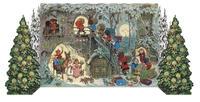Adventskalender Zwergleins Weihnacht
