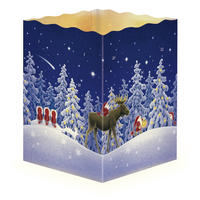 Adventskalender 'Nordische Weihnacht'