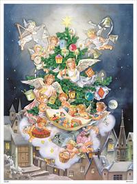 Adventskalender 'Vom Himmel Hoch'