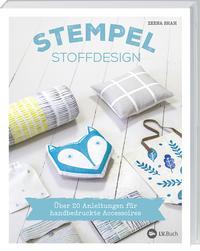 Cover: Zeena Shah Stempel Stoffdesign