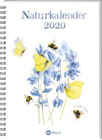 Naturkalender 2020 - Cover