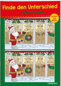 Finde den Unterschied - Weihnachten