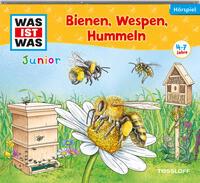 WAS IST WAS Junior Hörspiel. Bienen, Wespen, Hummeln