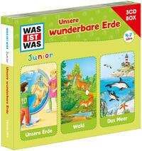 Unsere wunderbare Erde 3CDs Box
