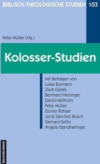 Kolosser-Studien
