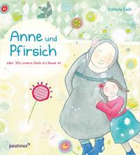 Anne und Pfirsich
