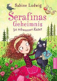 Serafinas Geheimnis - 3 x schwarzer Kater