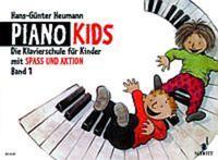 Piano Kids 1 Schule + Aktionsbuch