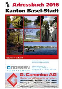 Basler Adressbuch 2016