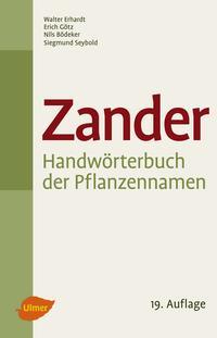 Zander Handwörterbuch der Pflanzennamen