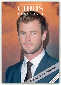 Chris Hemsworth 2021 - A3 Format Posterkalender