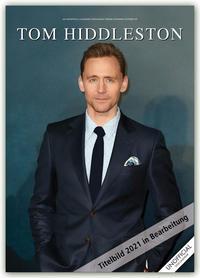 Tom Hiddleston 2021 - A3 Format Posterkalender