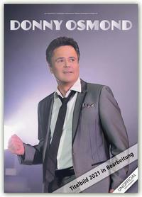 Donny Osmond 2021 - A3 Format Posterkalender