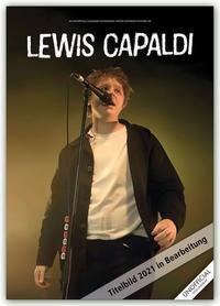 Lewis Capaldi 2021 - A3 Format Posterkalender