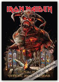 Iron Maiden 2021