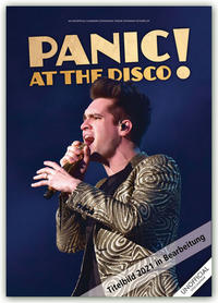 Panic at the Disco 2021 - A3 Format Posterkalender
