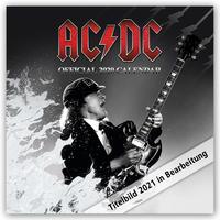 AC/DC 2021 - 16-Monatskalender