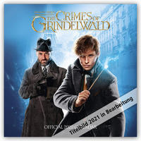 The Crimes of Grindelwald - Fantastic Beasts, Grindelwalds Verbrechen 2021 - 16-Monatskalender