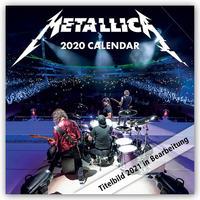 Metallica 2021 - 16-Monatskalender