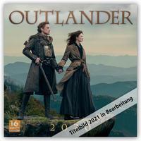 Outlander 2021 - 16-Monatskalender
